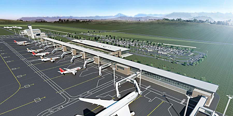 Aeropuerto Internacional De Chinchero En Cusco Alternativas Para El Diseno Estructural